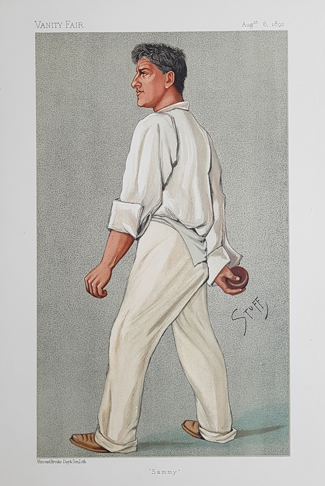 Sammy - Cricketer - Vanity Fair