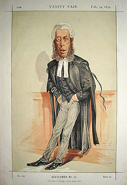 Barrister Collier - Coleridge