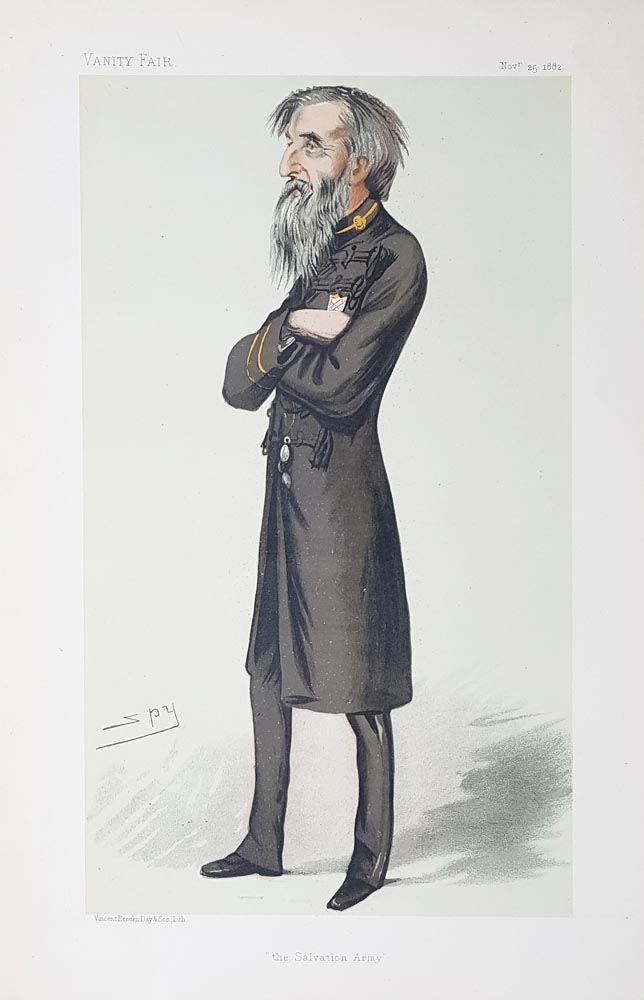 General Booth  Vanity Fair Print for sale