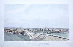 View of the London to Croydon Railway 1838