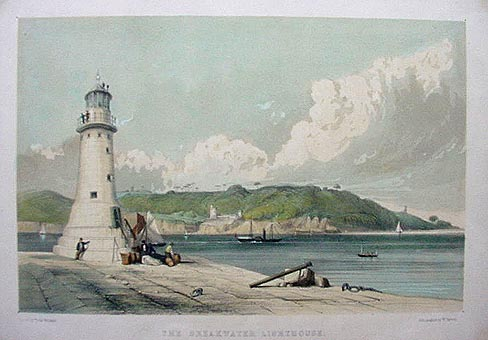 Phillip Mitchell - Plymouth Breakwater