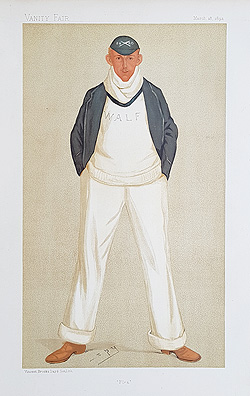 Fletcher Vanity Fair Rowing Print for sale
