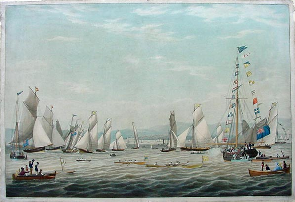 Regatta of the Royal Northern Yacht Club