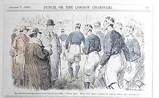Rugby cartoon from punch
