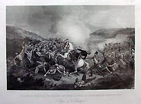 Military Battle Scenes and Naval Prints