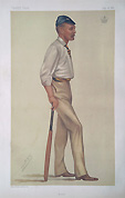 Lord Harris Kent County Cricketer by Spy