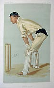 Vanity Fair print by Spy - Oxford Cricket