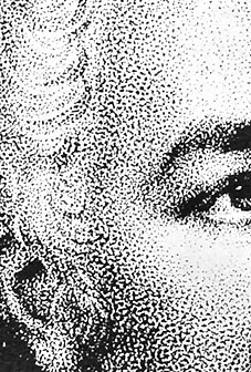Stipple Prints Technique Explained