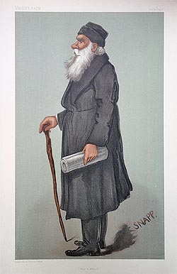 Tolstoi caricature for sale