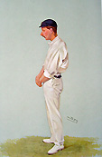 Vanity Fair Lancashire Cricketer