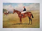 Original Vanity Fair print - Horse Racing - Dean Swift