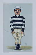 Count Stickland - Jockey Vanity Fair