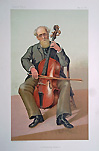 Vanity Fair Musician - Cello