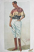 Vanity Fair Print - Polo Player