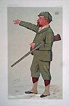 Vanity Fair caricature - Game Shooting - Earl de Grey