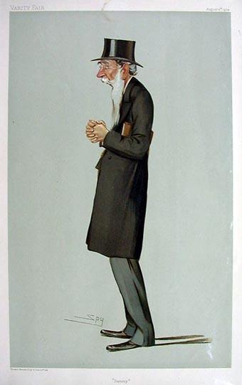 Vanity Fair Print Spy Samuel Smith Mp