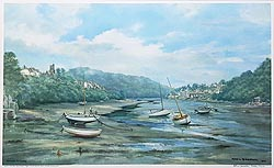 Newton Ferrers and Noss Mayo